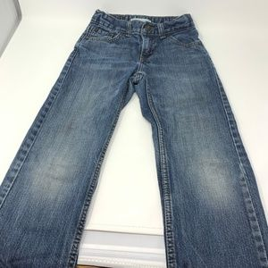 SALE 2 for $10 - Levi Straight Leg Faded Jeans!